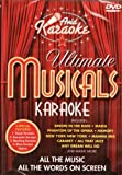 echange, troc Ultimate Musicals Karaoke [Interactive DVD] [Import anglais]