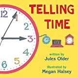 img - for Telling Time: How to Tell Time on Digital and Analog Clocks book / textbook / text book