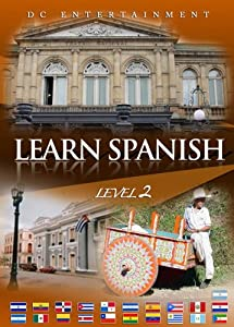 Learn Spanish DVD: Level 2