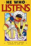 img - for He Who Listens: Creative Solutions: An Eskimo Story from Alaska (Literacy Links Plus Guided Readers Fluent) book / textbook / text book
