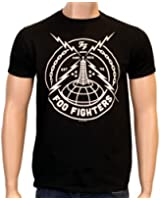 Coole-Fun-T-Shirts T-Shirt the Foo Fighters Strike Pure Rock
