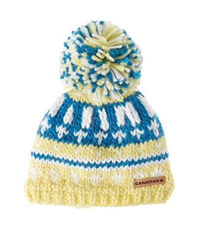 Canadian Gorro Soft Thermal Amarillo / Azul