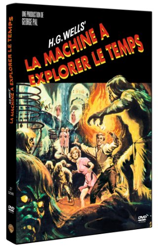 la-machine-a-explorer-le-temps-alemania-dvd