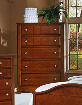 Cottage Collection 5-Drawer Chest - Vaughan BB19-115