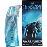 Disney Tron Legacy Light Cycle Eau De Toilette Spray for Men, 1.7 Ounce