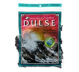 Amazon Com Maine Coast Wild Atlantic Smoked Dulse 1 Lb
