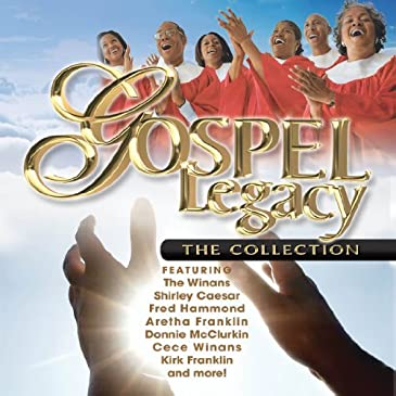 Gospel Legacy The Collection CD