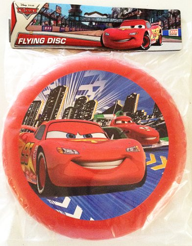 Disney Character Flying Disc (Cars) - 1