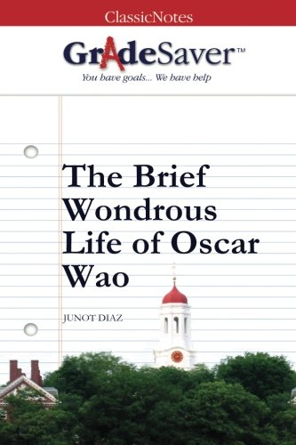 the brief wondrous life of wao Abebookscom: the brief wondrous life of oscar wao (9781594483295) by junot díaz and a great selection of similar new, used.