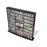 Black Media Storage Furniture Cd / Dvd - Prepac