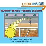 Murphy Bear's Tennis Lesson