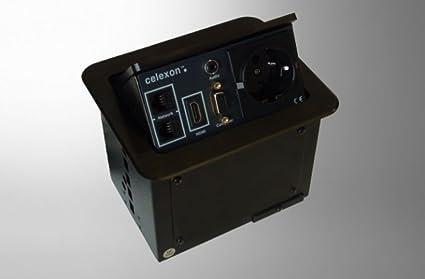 Boitier de table celexon Expert TA-100B