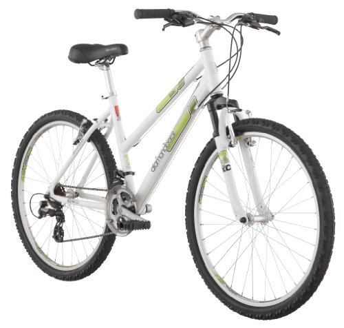 Diamondback 2013 Women's Lustre Two Mountain Bike with 26-Inch Wheels  (White, 17-Inch/Medium)