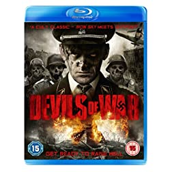 Devils of War [Blu-ray]