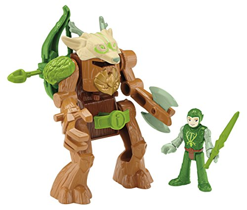 Fisher-Price Imaginext Warrior Suit