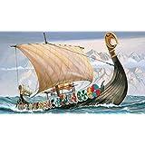 Revell Northmen Viking Ship - 1:50 model kit