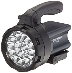 MacTronic - 9018 LED - Projecteur rechargeable - 18 LED (Import Allemagne)