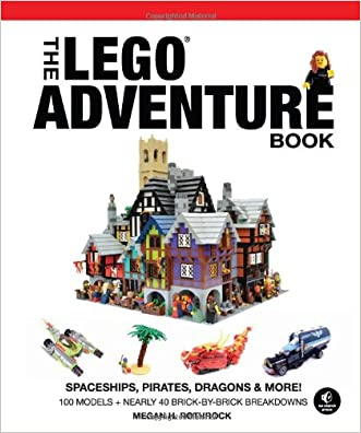 The LEGO Adventure Book, Vol. 2: Spaceships, Pirates, Dragons & More!