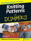 Knitting Patterns for Dummies (For Dummies)