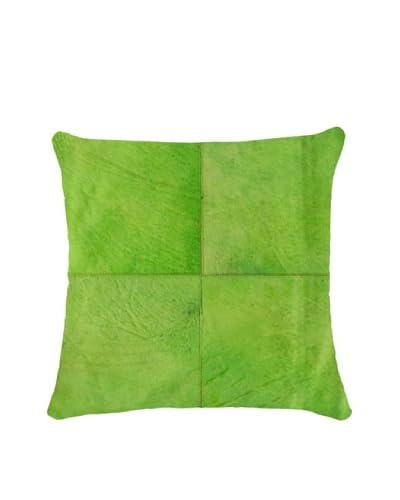 Natural Brand Torino Quatro Large Pillow, Lime