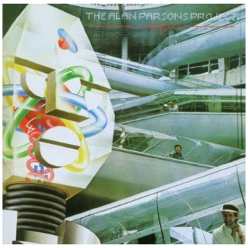 Original album cover of I Robot by The Alan Parsons Project