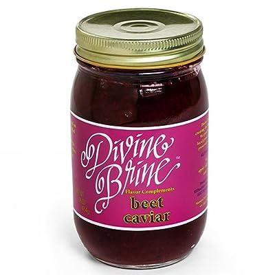 Beet Caviar by Divine Brine (16 ounce) by Divine Brine