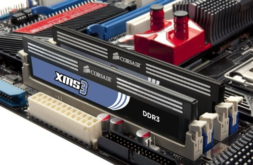 Corsair XMS3 8GB 1x8GB DDR3 1333 MHz PC3