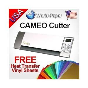 Silhouette Cameo Mega Bundle Die Cutting Machine with Bonus