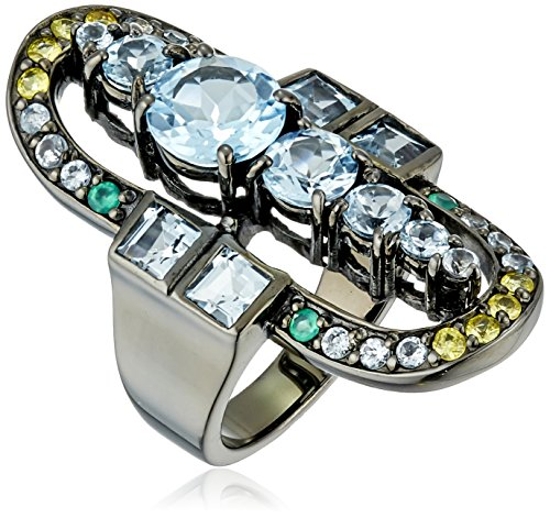 MCL-by-Matthew-Campbell-Laurenza-Viking-Corona-Imperial-Crown-Ring-Size-7