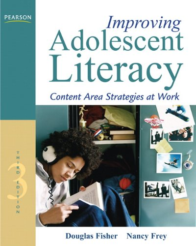 Improving Adolescent Literacy: Content Area Strategies at...