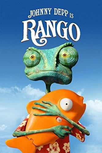 RANGO on Amazon Prime Video UK