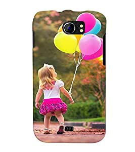 GADGET LOOKS PRINTED BACK COVER FOR Micromax A110Q Canvas 2 Plus MULTICOLOR