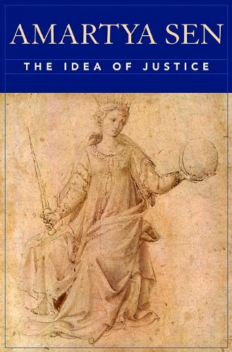The Idea of Justice Reprint edition