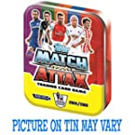 Match Attax 2014/15 Trading Card Tin