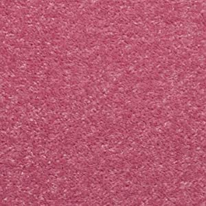 Carpet, Quality Feltback Twist, Rose Pink       Customer review and more information