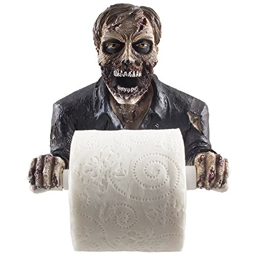 Zombie Decorative Toilet Paper Holder