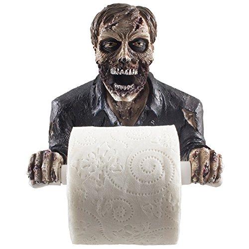 Zombie Decorative Toilet Paper Holder