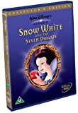 Snow White And The Seven Dwarfs - Ltd Edition 2 Disc Collector's Box Set [DVD] [1938] Set