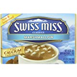 Swiss Miss Chocolate with Marshmallows 207 g (Pack of 2)