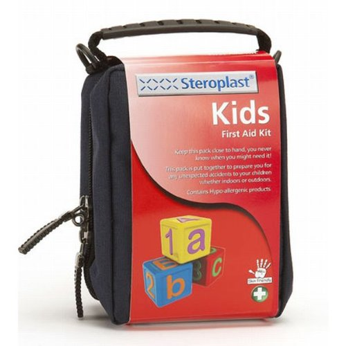 Steroplast Mini Children's First Aid Kit (Box)