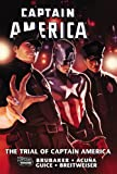 img - for Captain America: The Trial of Captain America book / textbook / text book