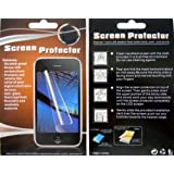 3 Pack For Samsung Galaxy Proclaim S720C LCD Clear Screen Protector Guard - Perfect Fit