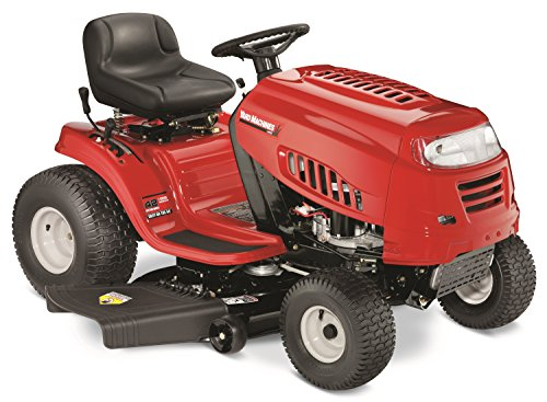 MTD 13A2775S000 Yard Machines 420cc Riding Lawn Mower, 42-Inch picture