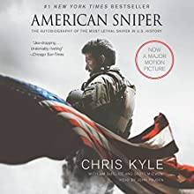 American Sniper: The Autobiography of the Most Lethal Sniper in U.S. Military History Audiobook by Chris Kyle, Scott McEwan, Jim DeFelice Narrated by John Pruden