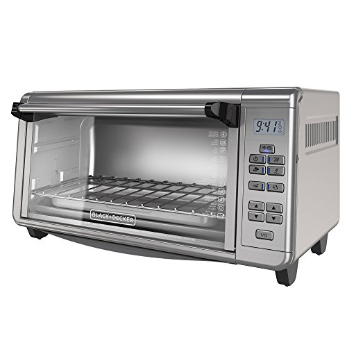 Countertop Oven Fits 9x13 Pan : Extra Wide Convection Countertop Toaster Oven, Includes Bake Pan ...