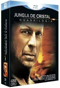 Jungla De Cristal - 1-4 Colección [Blu-ray]