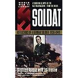 Soldat: Reflections of a German Soldier, 1936-1949 (Dell War)by Siegfried Knappe