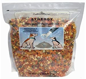 Canine Caviar Synergy-Dehydrated Vegetable Mix for Dogs by Canine Caviar Pet Foods Inc.