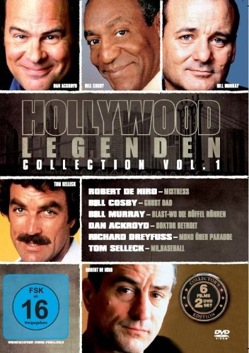 Hollywood Legenden Collection Vol. 1 [2 DVDs]