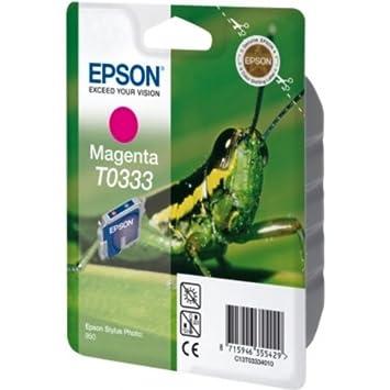 Epson C13T03334010 Cartouche d'encre magenta pour Stylus Photo 950/960
